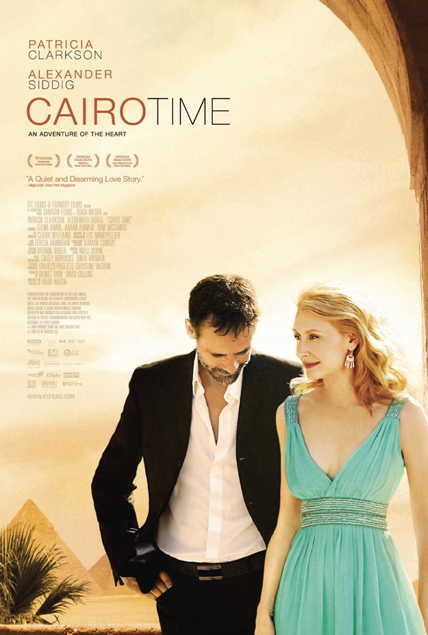 Cairo Time premieres August 6