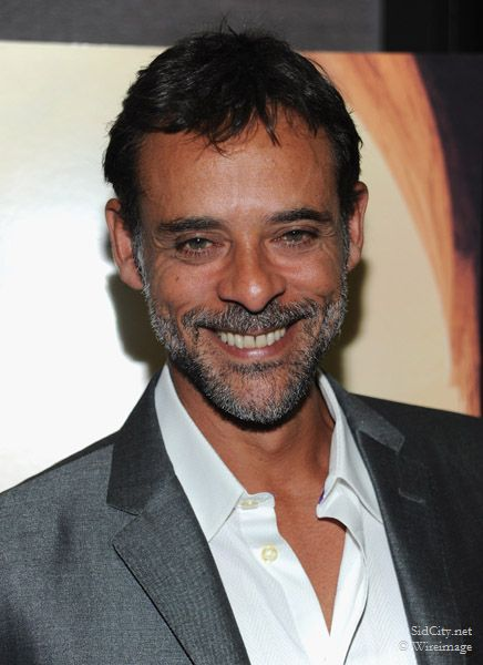 Alexander Siddig at the Cairo Time premiere in New York City July 2010