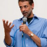 Alexander Siddig at WeekendTrek in Spain/ Photo by Sérgio Miguel