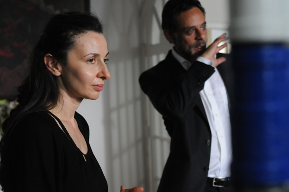 INESCAPABLE: Ruba Nadda On Alexander Siddig, Syria, and More