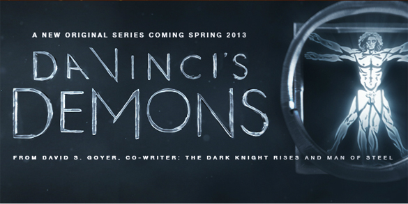 DA VINCI'S DEMONS: Official Poster Released