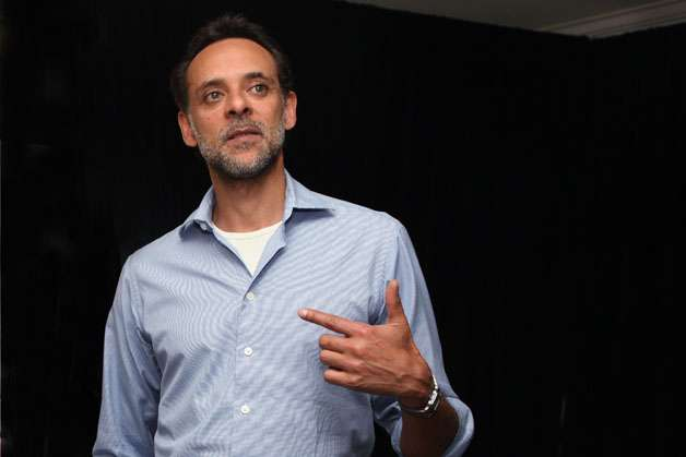 VIDEO: Toronto Film Scene Interviews Alexander Siddig