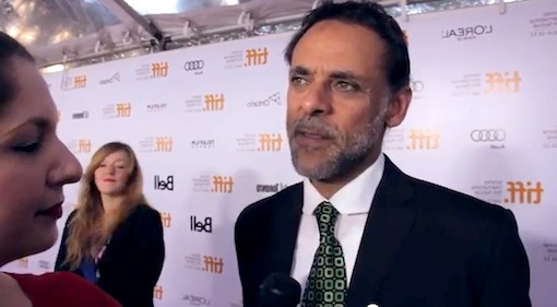 INESCAPABLE: New Video Interviews with Alexander Siddig & Ruba Nadda