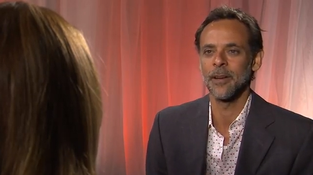 Alexander Siddig Talks INESCAPABLE, Ruba Nadda, Marisa Tomei, Joshua Jackson [Video]