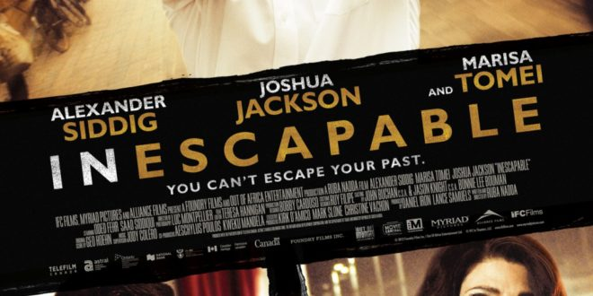 INESCAPABLE: Enter To Win An Online Viewing!