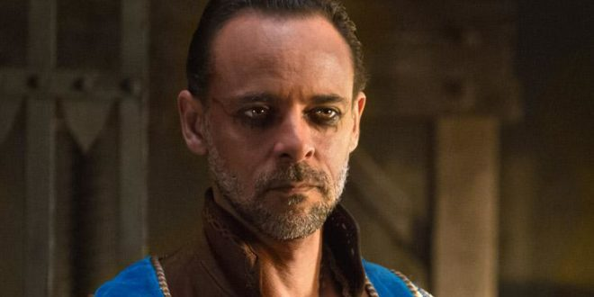 DA VINCI'S DEMONS: Two New Photos of Alexander Siddig