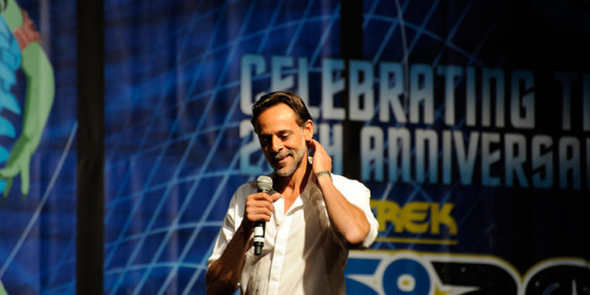 PHOTOS: Alexander Siddig at Creation Las Vegas