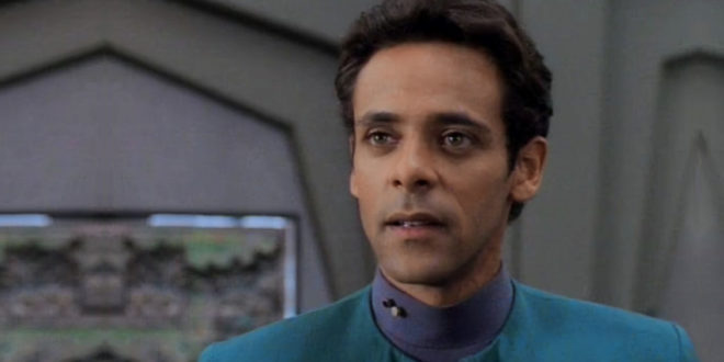 Alexander Siddig's Schedule at Creation Las Vegas