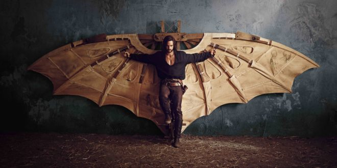 DA VINCI'S DEMONS: Season 2 Premiere Date + New Trailer