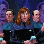 New STAR TREK Comic Features All Six Doctors (If You Believe That's Bashir)