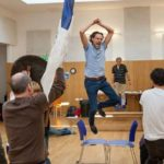 PHOTOS: Sid Rehearses for 'Holy Warriors'