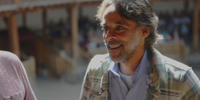 HOLY WARRIORS: Alexander Siddig & David Eldridge Talk Crusades, The Globe, More {VIDEO}