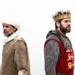 Alexander Siddig and John Hopkins in Holy Warriors