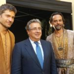 GAME OF THRONES: First Look at Alexander Siddig as Doran Martell {UPDATED}