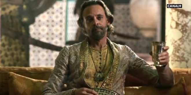 GAME OF THRONES: First Look at Alexander Siddig in Season 6