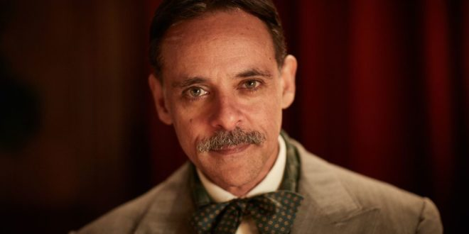 WATCH: Alexander Siddig Paints a Gangster in PEAKY BLINDERS Preview